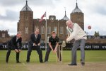 One of England's oldest cricket pitches is reopened in Woolwich